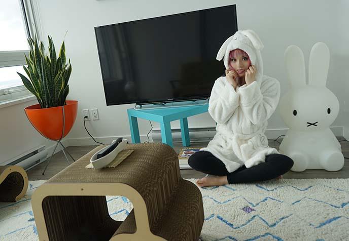 minimalist small apartment decorating