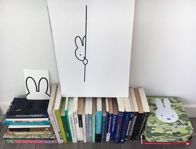 miffy art, drawings dick bruna