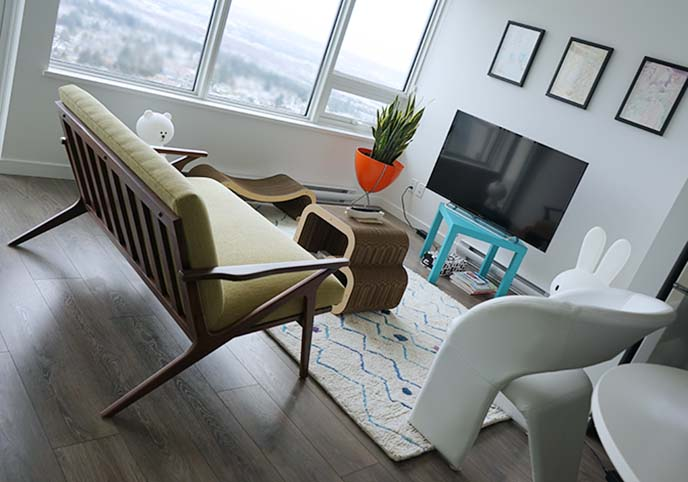 minimalism apartments, japanese homes