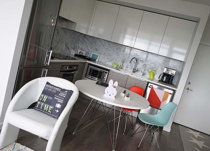 herman miller furniture, kitchen table