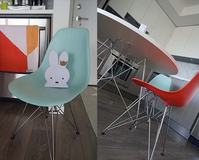 Astonishing My Fashion Blogger Apartment Tour Mid Century Modern Gamerscity Chair Design For Home Gamerscityorg