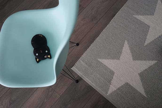 star runner entry rug pappelina