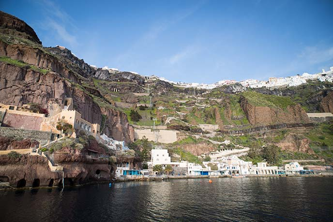 best santorini sailing tours cruises