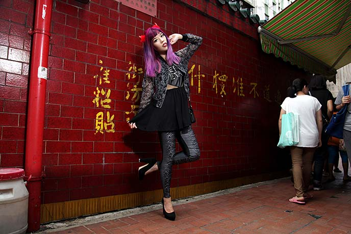 hong kong top style blogger