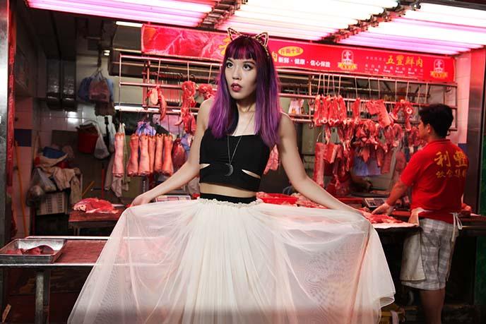chinese fashion influencer