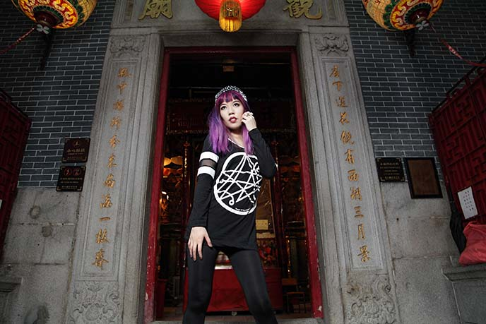 hong kong fashion blog, street style
