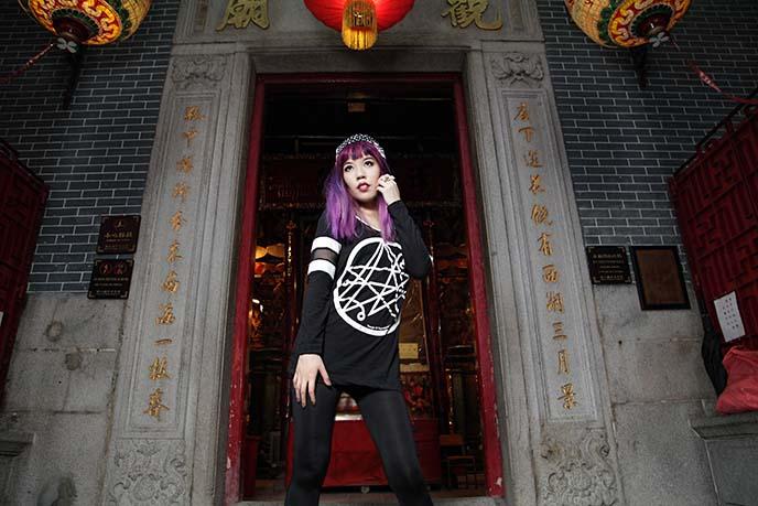 hong kong fashion blog, street style
