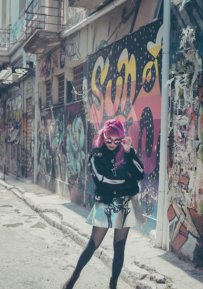 la carmina goth girl clothing style