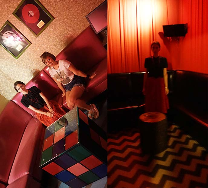 twin peaks red room austin