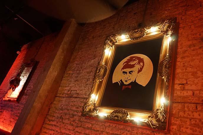 red headed stepchild speakeasy bar
