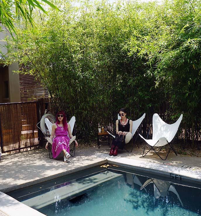 hotel san jose swimming pool austin