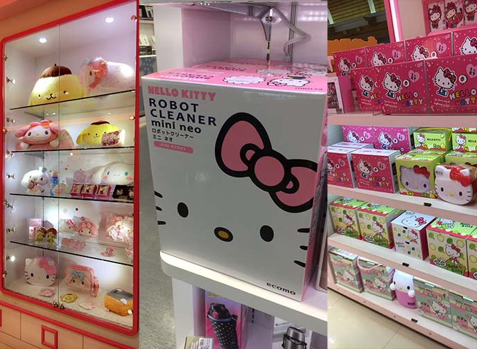 hello kitty airport store shop