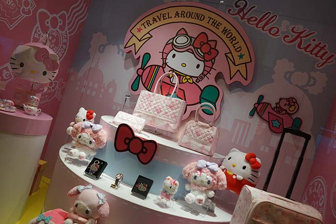 taiwan sanrio stores souvenirs