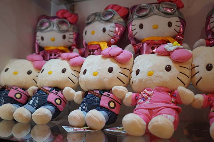 plush toys hello kitty dolls