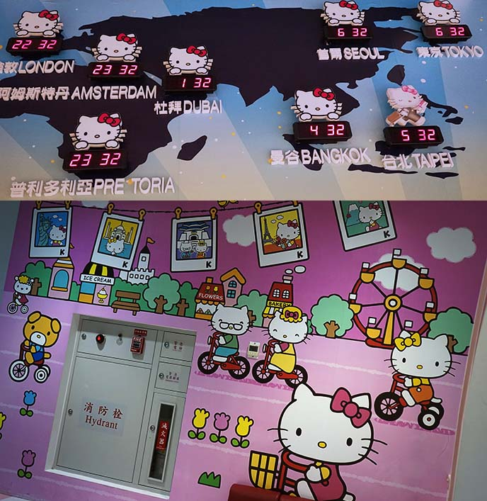 eva air hello kitty airplane