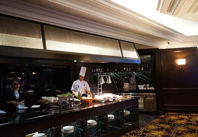 ritz-carlton chef restaurants malaysia
