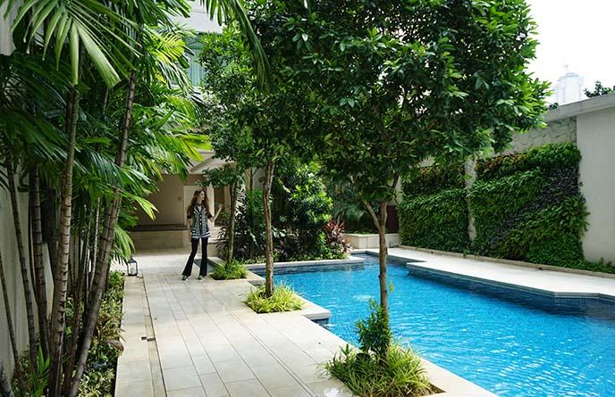 kuala lumpur luxury pool hotel