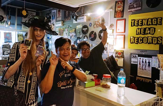 kuala lumpur record store music shop