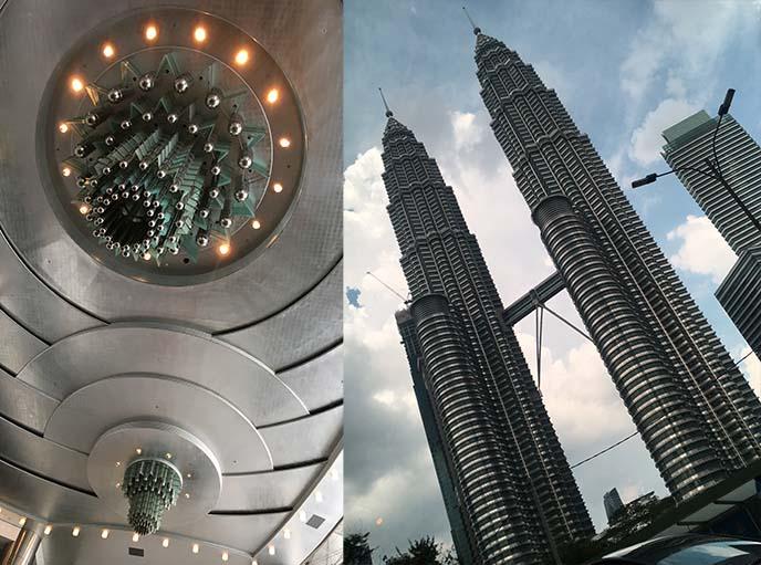 inside petronas towers architecture