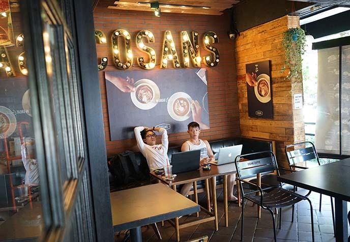 cosans coffee shop kl