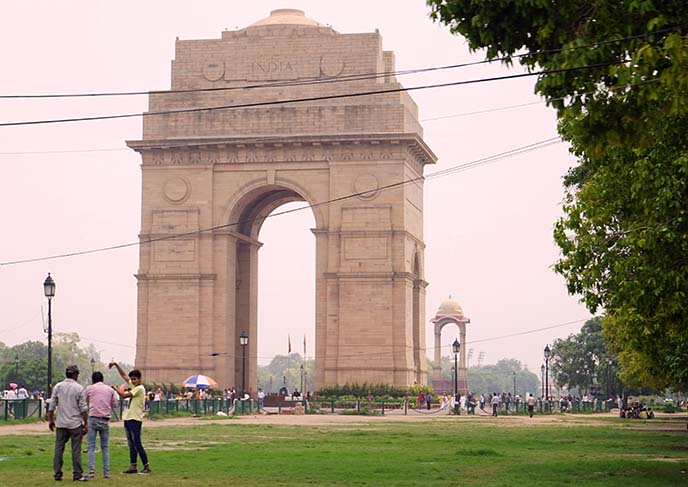 india gate janu private tours car