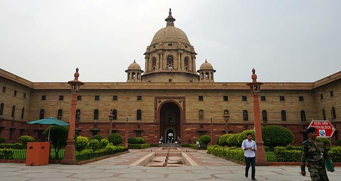 Sansad Bhawan Parliament House