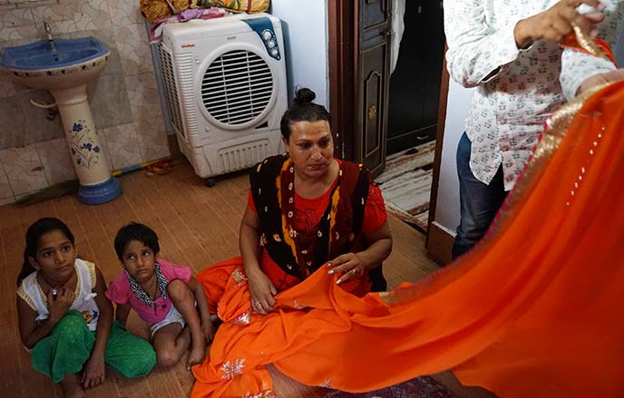 hijras jaipur india