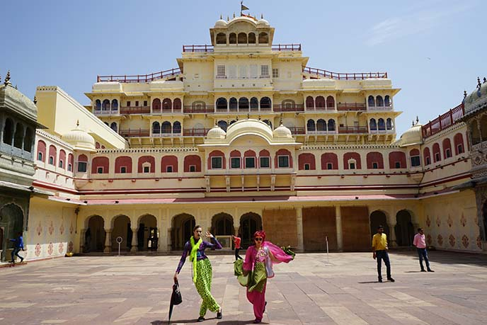 Chandra Mahal jaipur