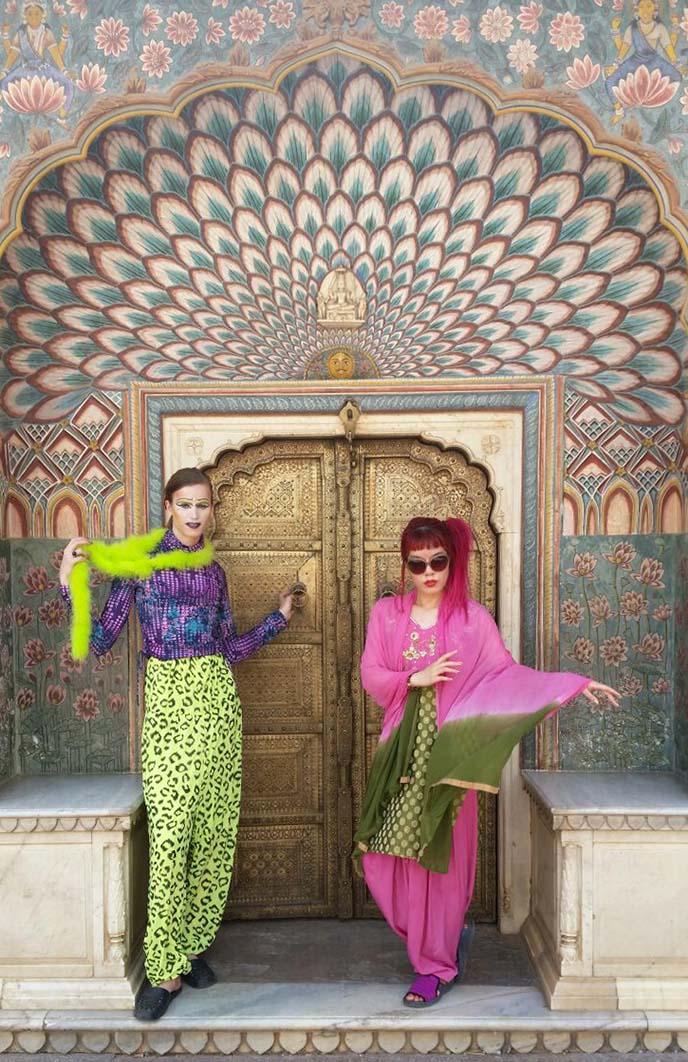 jaipur city palace doors