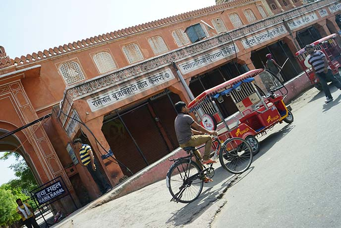 tuk tuk hire car jaipur