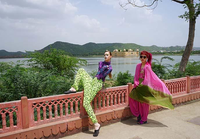 Jal Mahal palace, Man Sagar Lake Jaipur