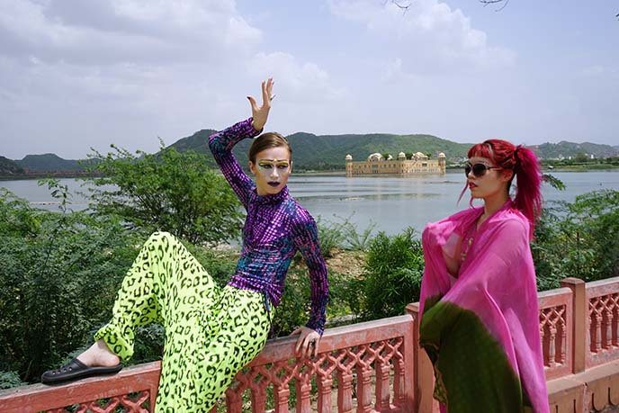 jaipur floating palace, Rajasthan