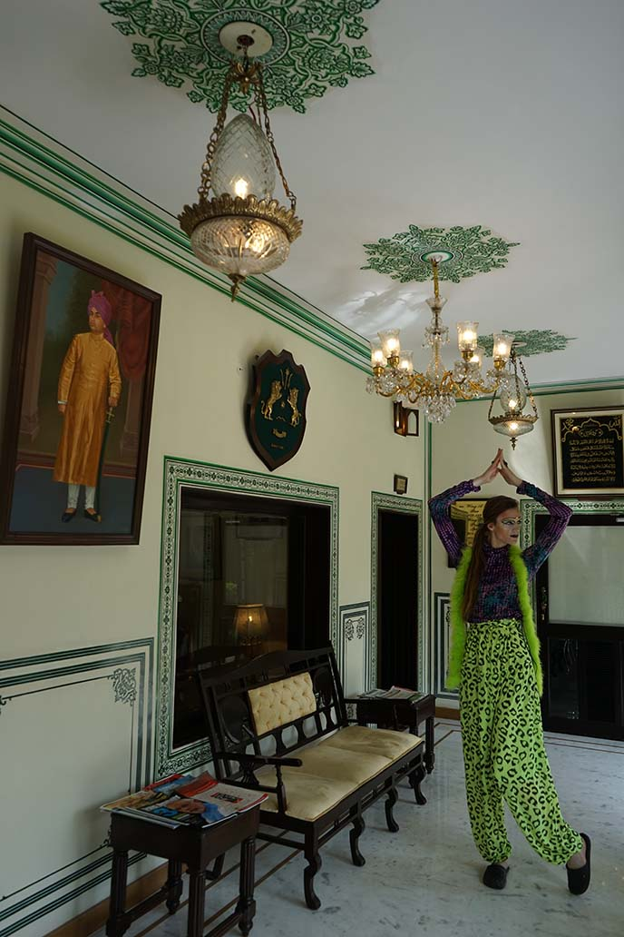 jaipur palace luxury hotel