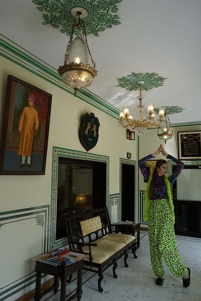 jaipur palace luxury hotel