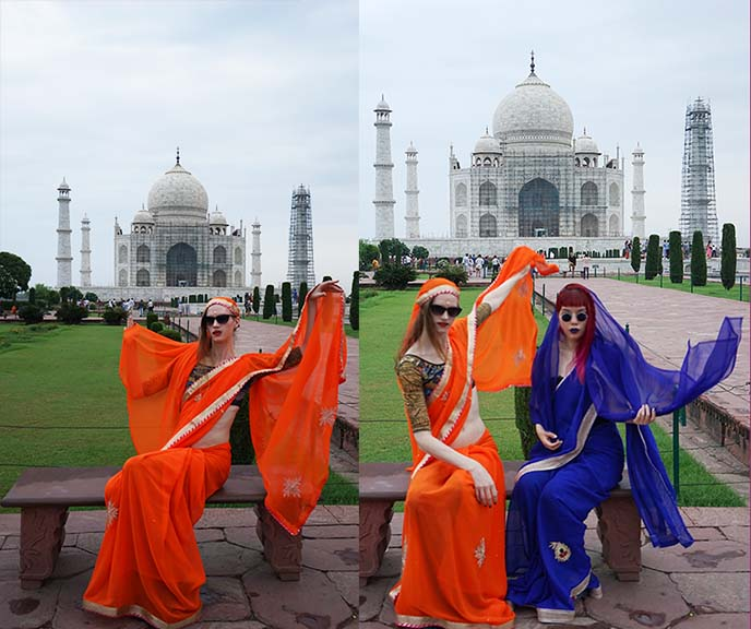 tourism tips taj mahal