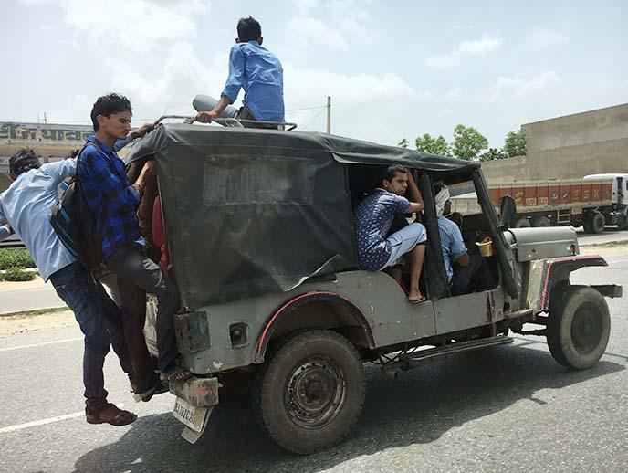 india public transport
