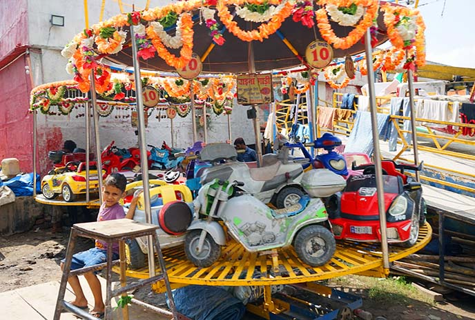 indian amusement park rides