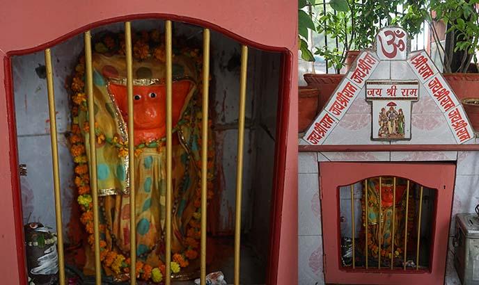 kali worship varanasi shrine