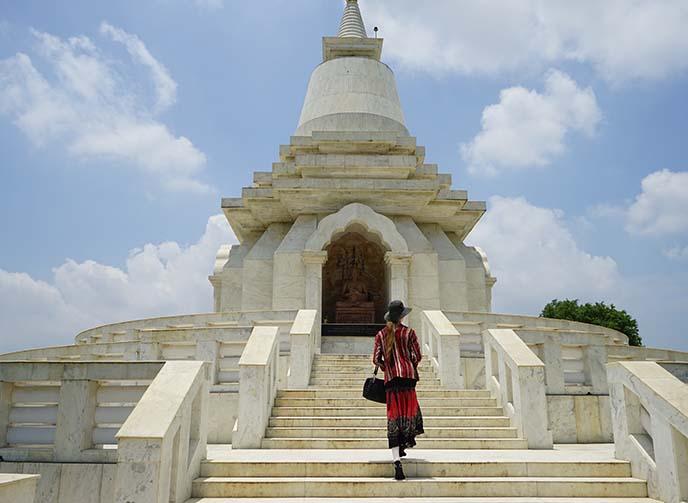 buddha temple kashi benares