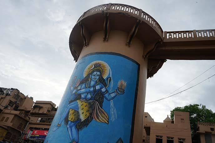krishna painting varanasi
