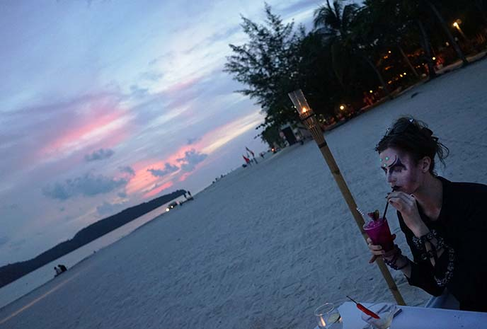 romantic langkawi restaurants