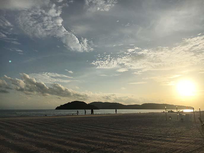 langkawi malaysia beach resort