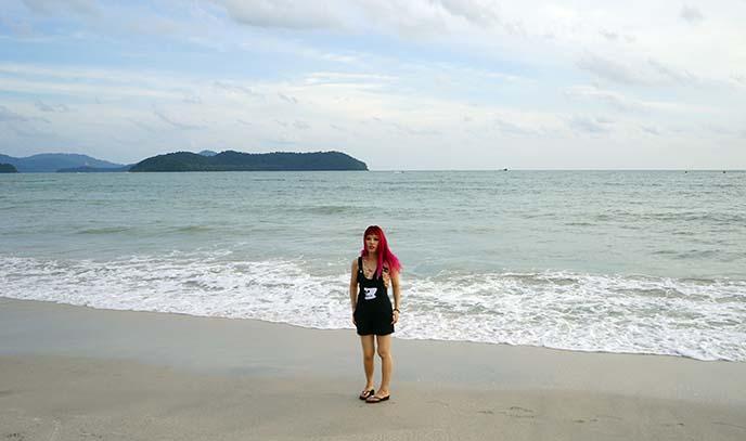 langkawi malaysia hotel near beach