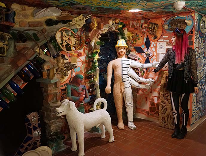 private tour events philly magic gardens