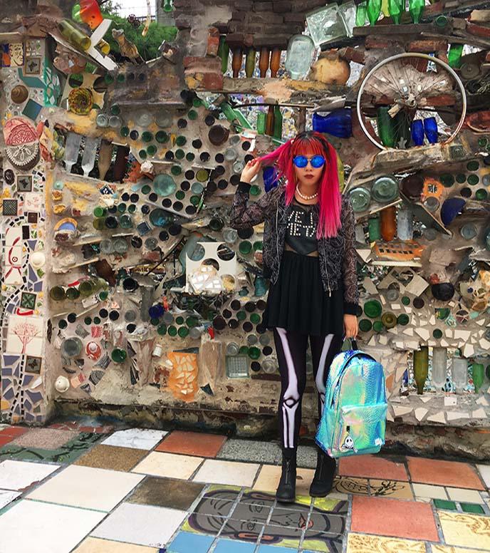 weird strange bizarre Philadelphia travel