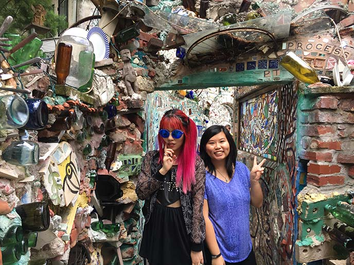 Philadelphia's Magic Gardens review