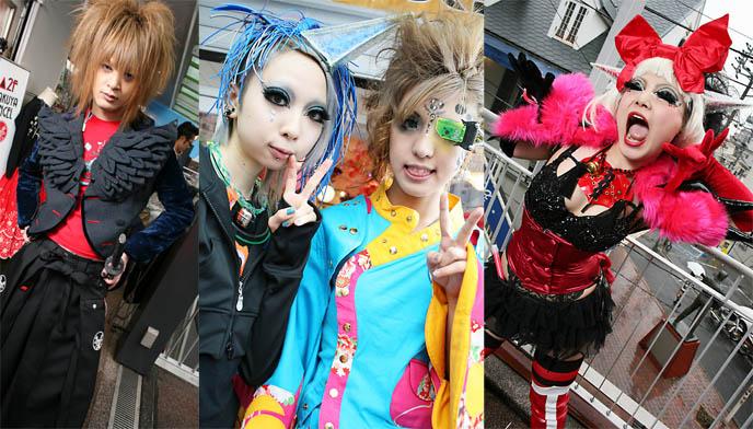 takuya angel cyber rave designer japan