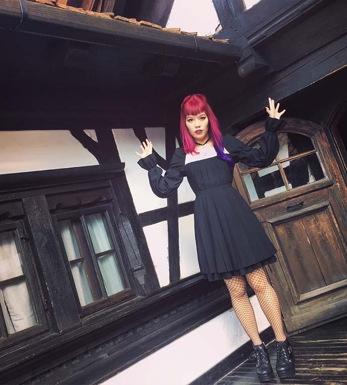 moi meme moitie dress elegant gothic lolita