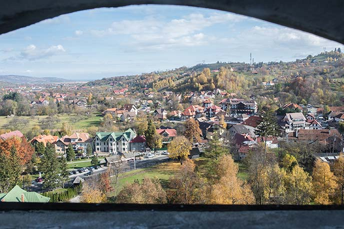 brasov transylvania landscape