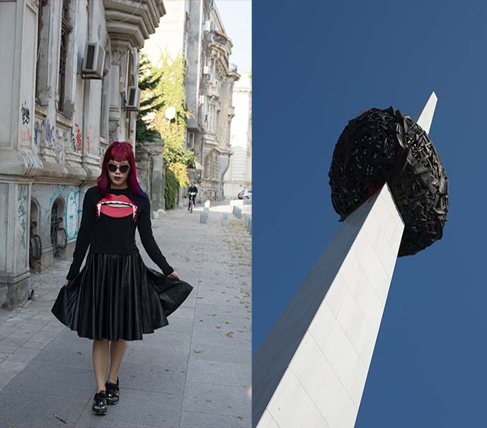romanian fashion blogger, clothing